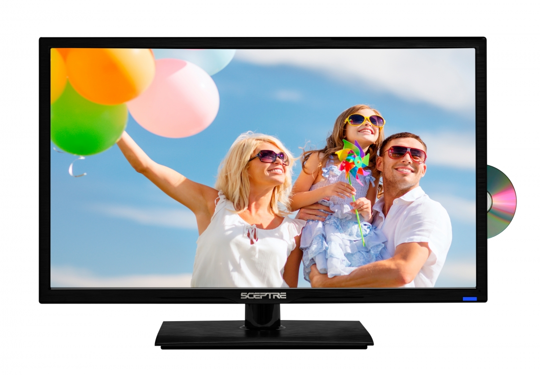 "Sceptre 24"" LED 1080P HDTV TV/DVD Combo"