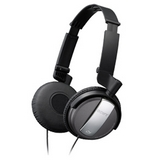 Sony MDR-NC7/BLK Noise Canceling Headphone