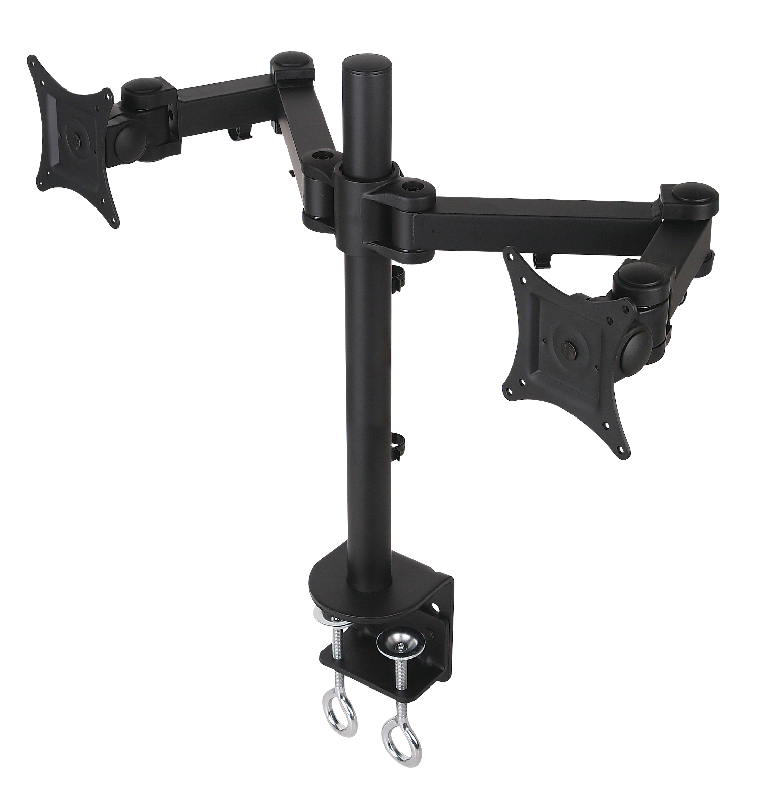 Fuji Labs vivo Dual Monitor Desk Mount Stand Heavy Duty Fully Ad