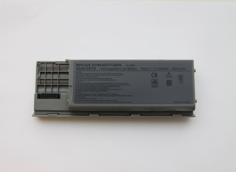 Brand new Dell Notebook replacement battery D620